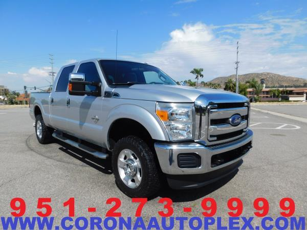FORD F-250  SUPER DUTY XLT