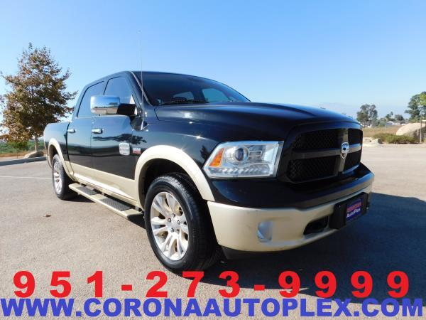 RAM 1500 LARAMIE LONG HORN EDITION