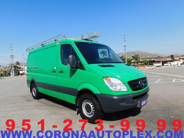 MERCEDES-BENZ SPRINTER 2500 BASE