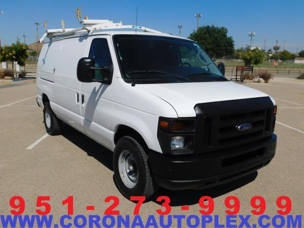 FORD ECONOLINE E-250 NATURAL GAS