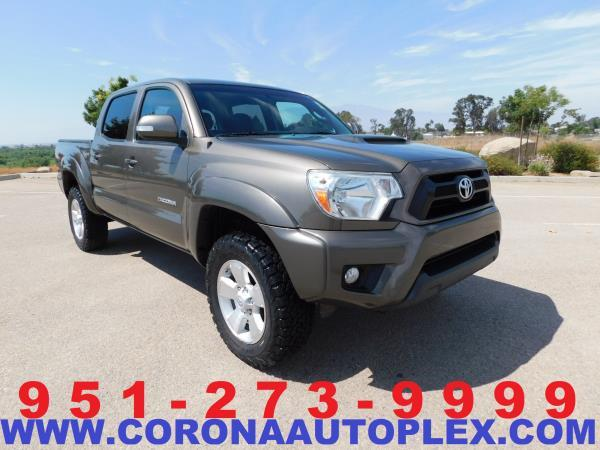 TOYOTA TACOMA TRD SPORT PACKAGE