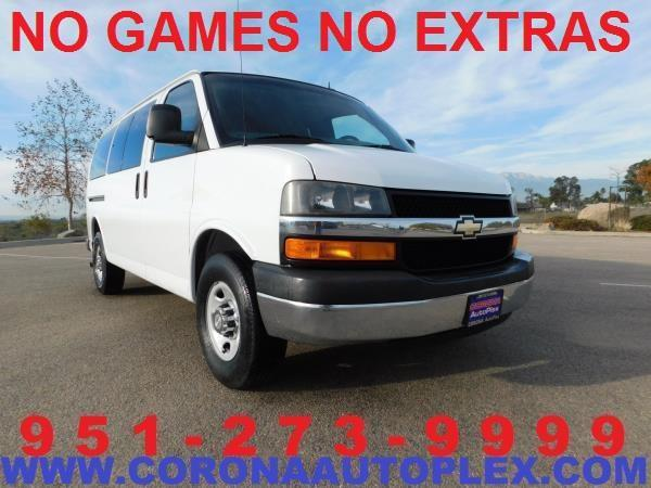 CHEVROLET EXPRESS 2500 LT