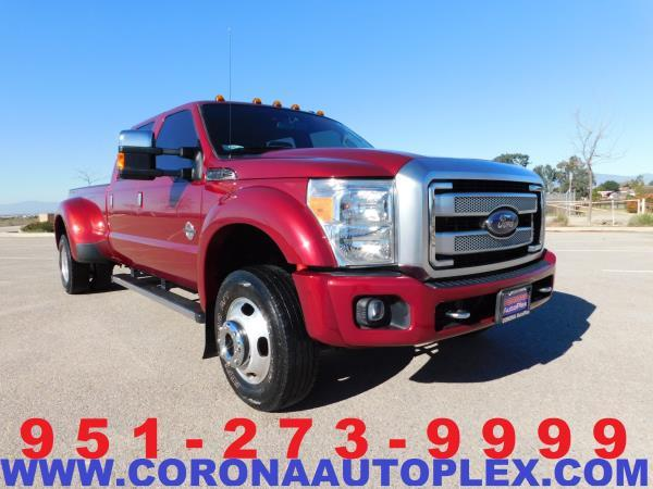 FORD F-350 LARIAT DUALLY