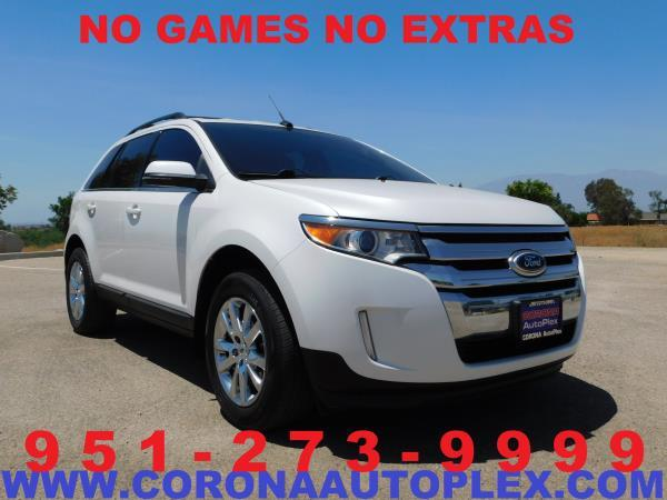 FORD EDGE LIMITED 2WD