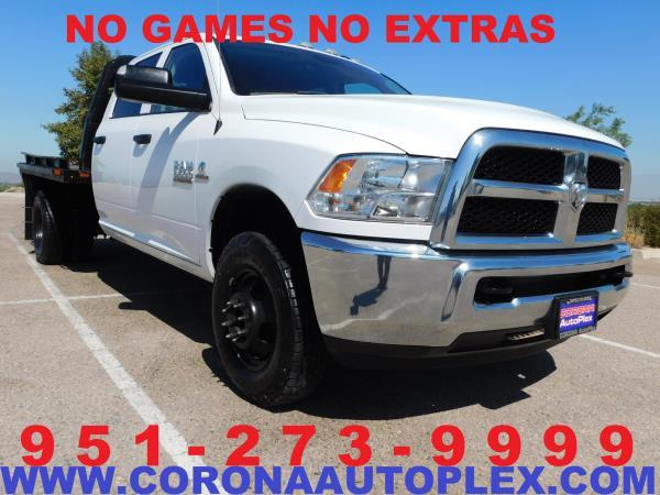RAM 3500 CHASSIS
