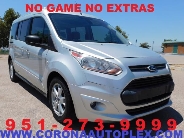 FORD TRANSIT CONNECT XLT XLT