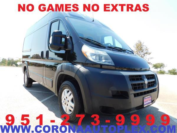RAM PROMASTER 2500 HIGH ROOF 136WB