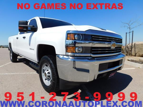 CHEVROLET SILVERADO 2500 HD WORK TRUCK