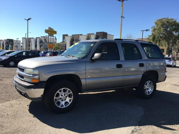 CHEVROLET TAHOE CASH ONLY