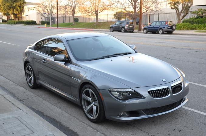 BMW 650I 650I