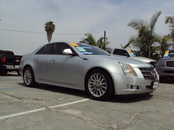 CADILLAC CTS PREMIUM W/NAV.SYS.