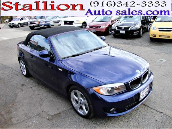BMW 1 SERIES 128I SULEV