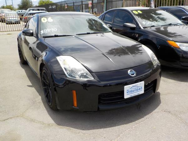 NISSAN 350Z ENTHUSIAST